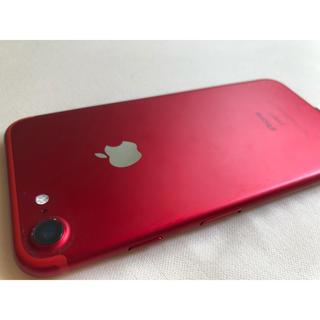アップル(Apple)のiPhone7 64GB docomoジャンク品(スマートフォン本体)