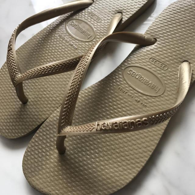 havaianas(ハワイアナス)のハワイアナス・ビーチサンダル レディースの靴/シューズ(ビーチサンダル)の商品写真