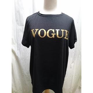 ロゴTシャツ  黒(Tシャツ(半袖/袖なし))