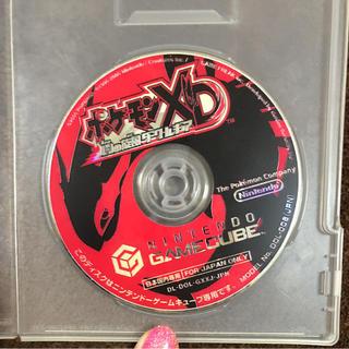 ニンテンドウ(任天堂)のポケモンXD闇の旋風ダークルギア(家庭用ゲームソフト)
