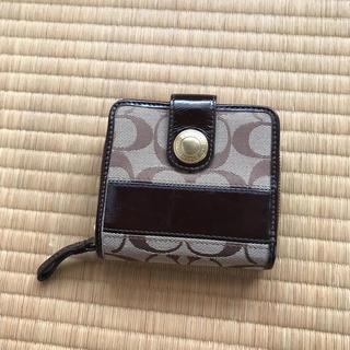 コーチ(COACH)のリボン様専用  コーチ二つ折り財布(財布)