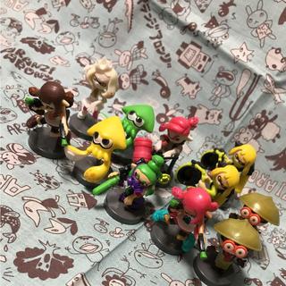 ニンテンドウ(任天堂)のスプラトゥーン2 チョコエッグ フィギュア 11コセット(ゲームキャラクター)