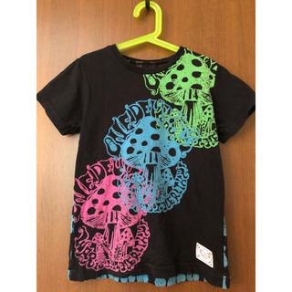 バックアレイ(BACK ALLEY)のブーフーウー  バックアレイ Tシャツ 140(Tシャツ/カットソー)