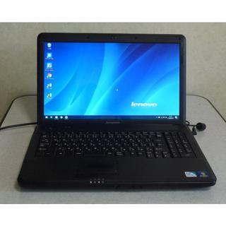 レノボ(Lenovo)のLenovo G550 Windows10 Office2013(ノートPC)