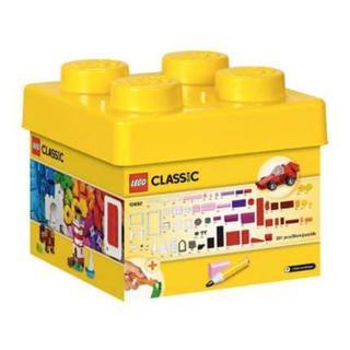 値下げセール☆レゴ クラシック 黄色のアイデアボックス ベーシック(積み木/ブロック)