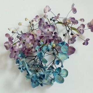 おたふく紫陽花ドライフラワー(ドライフラワー)