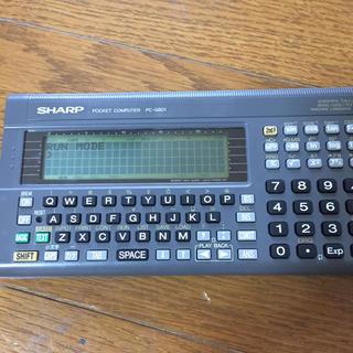 シャープ(SHARP)のシャープ ポケットコンピュータ(その他)