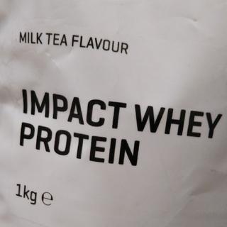 ホエイプロテインミルクティー1kg(プロテイン)