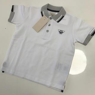 アルマーニ ジュニア(ARMANI JUNIOR)の新作 アルマーニジュニア 7A ポロシャツ(Tシャツ/カットソー)