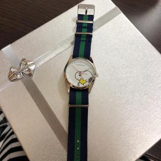 ピーナッツ(PEANUTS)のスヌーピー 腕時計(腕時計)