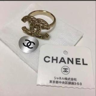 シャネル(CHANEL)のCHANEL 指輪 ココマーク(リング(指輪))