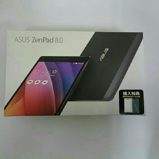 エイスース(ASUS)のASUS ZenPad8.0 Z380M Wi-Fi仕様(タブレット)