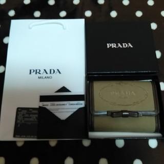 プラダ(PRADA)のプラダ 折財布(財布)
