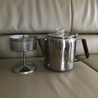 コールマン(Coleman)のコールマン パーコレーター  6カップ キャンプ(調理器具)
