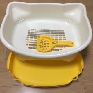 Unicharm - ユニチャーム デオトイレ 猫トイレ 子ネコ用