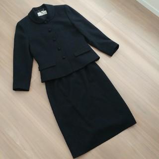 クレージュ(Courreges)のクレージュ 濃紺スーツ 7号(スーツ)
