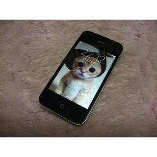 アップル(Apple)のiPhone4s 32GB au No799(スマートフォン本体)