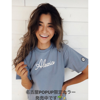 アリシアスタン(ALEXIA STAM)のalexiastam名古屋限定Tシャツ(Tシャツ(半袖/袖なし))