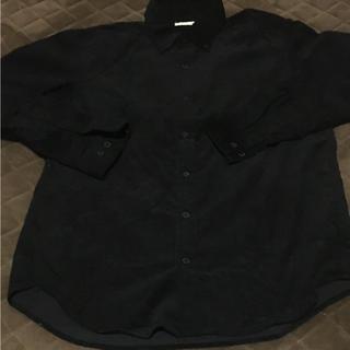 ジーユー(GU)のジーユー コーデュロイシャツ(シャツ)