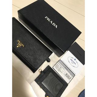 プラダ(PRADA)のPRADA財布 プラダ財布 新品未使用(財布)