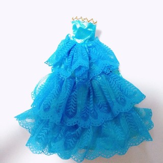 【新品送料込】人形用ドレス(その他)