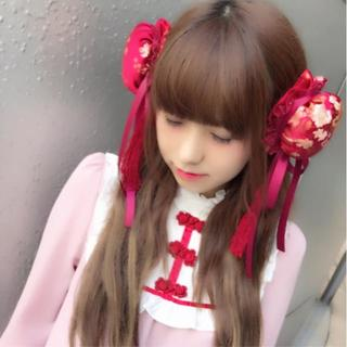 Ank Rouge - Ank Rouge アンクルージュ チャイナお団子