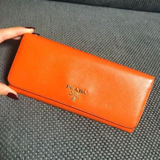 プラダ(PRADA)のPRADA 長財布 (財布)