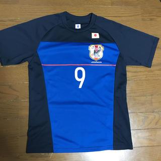 サッカー 日本代表 Tシャツ 岡崎 sサイズ JFA公式 オフィシャルグッズ(ウェア)