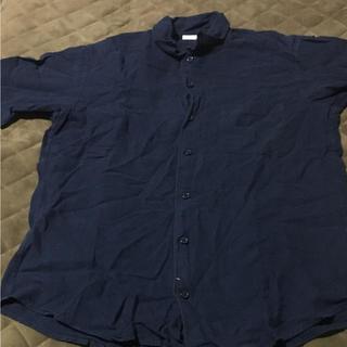 ジーユー(GU)のジーユー 半袖シャツ(シャツ)