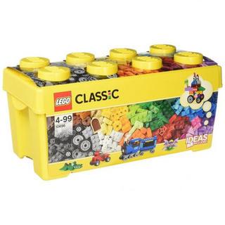 ◆即購入OK◆ LEGO クラシック 黄色のアイデアボックス(積み木/ブロック)