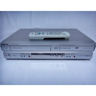 ミツビシ(三菱)のMitsubishi VTR & DVD video recorder DVR (DVDレコーダー)