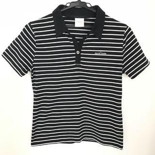 マリクレール(Marie Claire)のマリ・クレール 半袖ポロシャツ レディースMサイズ(ポロシャツ)