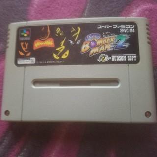スーパーファミコン(スーパーファミコン)のファミコンカセット☆ボンバーマン2(家庭用ゲームソフト)
