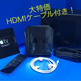 アップル(Apple)のApple TV   64GB(PC周辺機器)