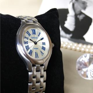 シチズン(CITIZEN)の美品✨電池交換・クリーニング済み CITIZEN エクシード レディース 時計(腕時計)
