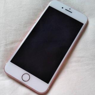 アップル(Apple)のiPhone7 256GB ピンク(スマートフォン本体)