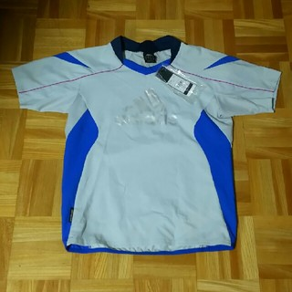 アディダス(adidas)のアディダス 150㎝ サッカートレーニングシャツ(ウェア)