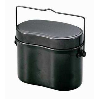 【ラスト一点♪】BBQ用 炊飯器 林間兵式ハンゴー 4合炊き(調理器具)