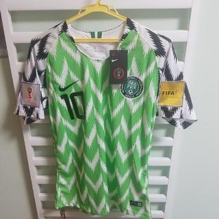ナイキ(NIKE)のサッカー ナイジェリア代表 ユニフォーム(ウェア)