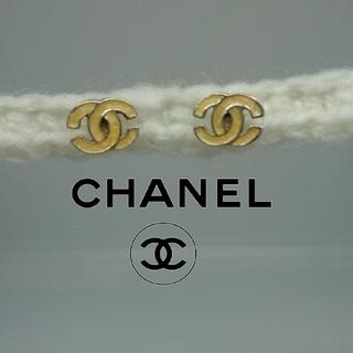 シャネル(CHANEL)のCHANEL シャネル ピアス ココマーク(ピアス)