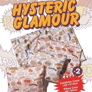 新品 HYSTERIC GLAMOUR Comforter Cover
