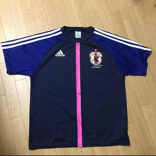 アディダス(adidas)のなでしこジャパン代表Tシャツ(応援グッズ)