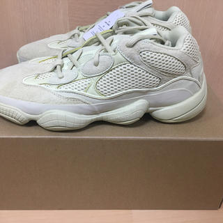 アディダス(adidas)のYEEZY 500 SUPERMOON YELLOW adidas(スニーカー)
