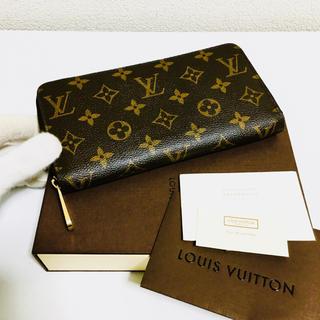308❤️超極美品❤️新型❤️ルイヴィトン❤️ジップ 長財布❤️正規品鑑定済み
