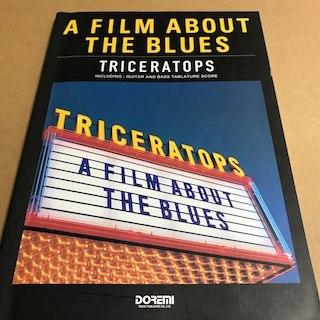 貴重! TRICERATOPS  A FILM ABOUT THE BLUES(その他)
