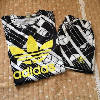 セットアップ adidas