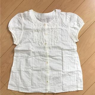 チャイルドウーマン(CHILD WOMAN)のブラウス child woman(シャツ/ブラウス(半袖/袖なし))