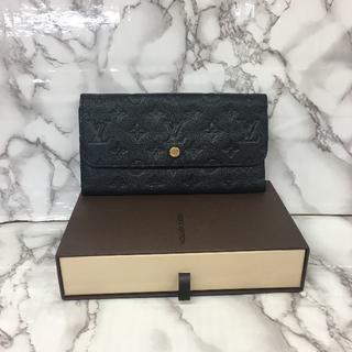 ルイヴィトン(LOUIS VUITTON)のヴィトン アンプラント ポルトフォイユ・ヴィルトゥオーズ アンフィニ 長財布 (財布)