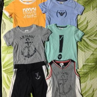 アルマーニ ジュニア(ARMANI JUNIOR)のアルマーニジュニア セット(Tシャツ/カットソー)