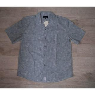 ダブルタップス(W)taps)のDESCENDANT PIER 02 M 2 GRAY 半袖シャツ(シャツ)